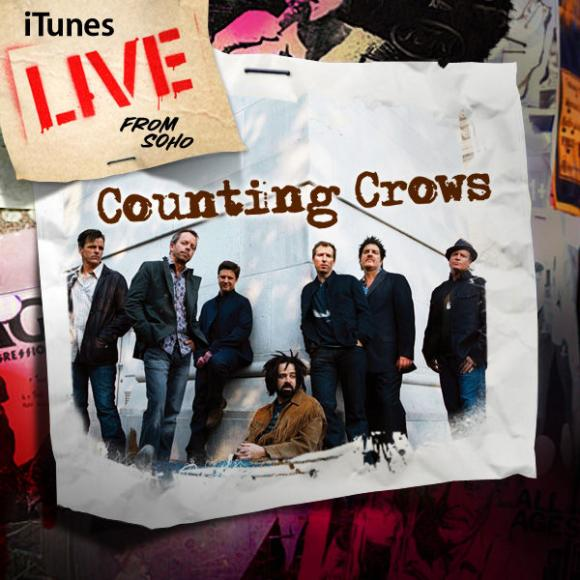 Counting Crows & Live - Band at Sunlight Supply Amphitheater