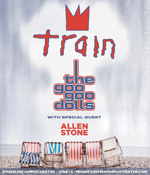 Train, Goo Goo Dolls & Allen Stone at Sunlight Supply Amphitheater