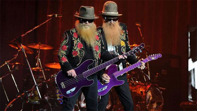 ZZ Top at Sunlight Supply Amphitheater