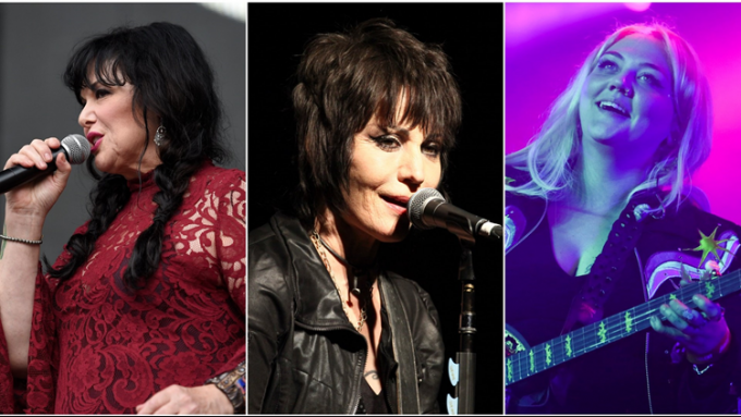 Heart, Joan Jett and the Blackhearts & Elle King at Sunlight Supply Amphitheater