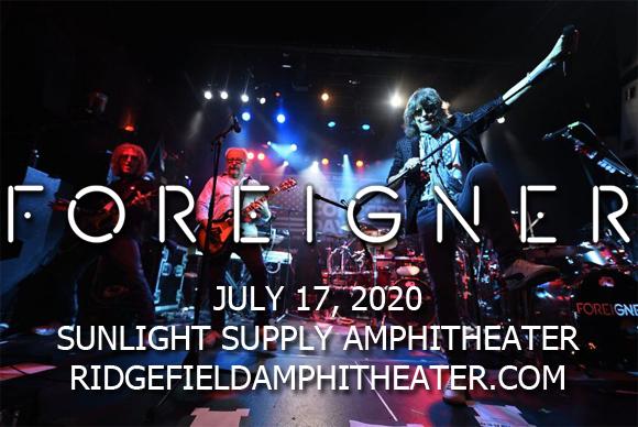 Foreigner, Kansas & Europe at Sunlight Supply Amphitheater