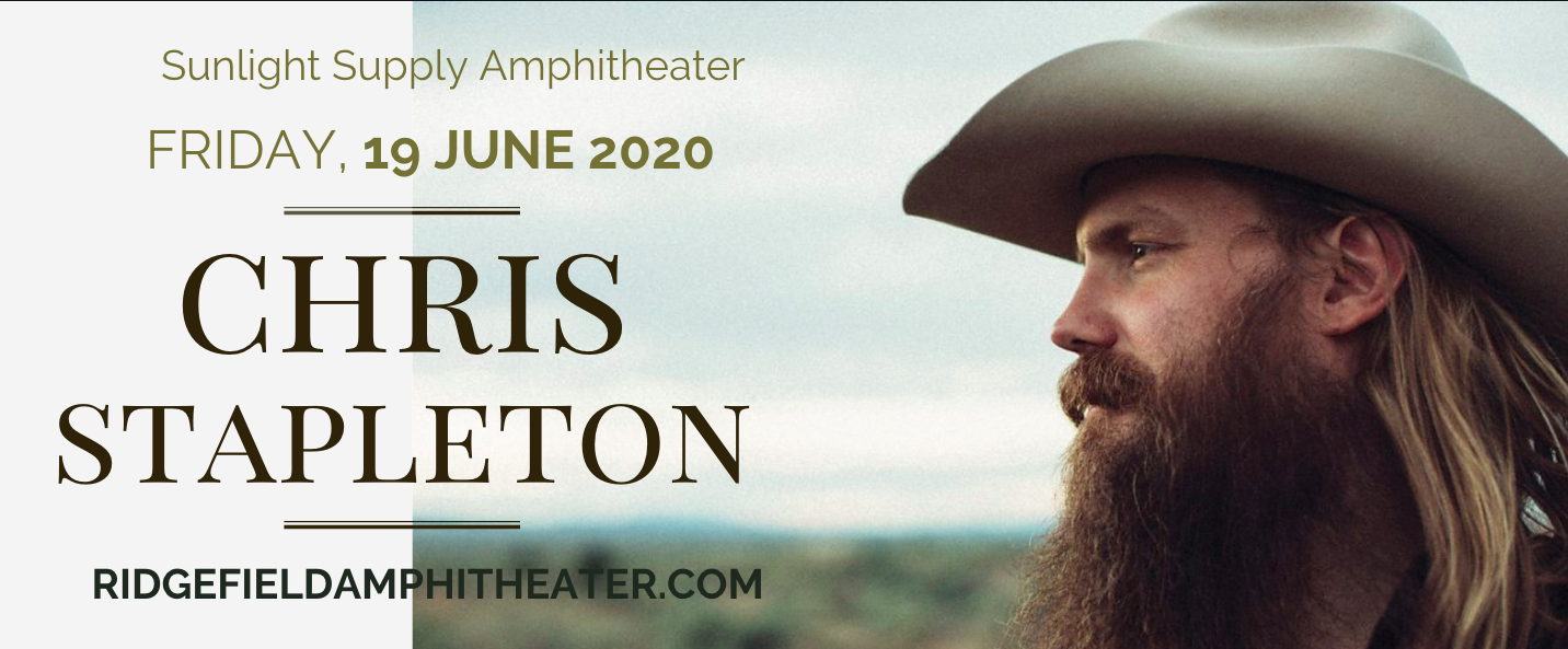 Chris Stapleton at Sunlight Supply Amphitheater