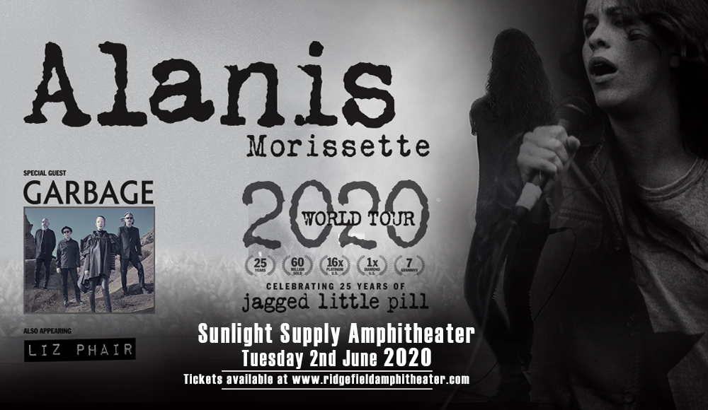 Alanis Morissette [POSTPONED] at Sunlight Supply Amphitheater