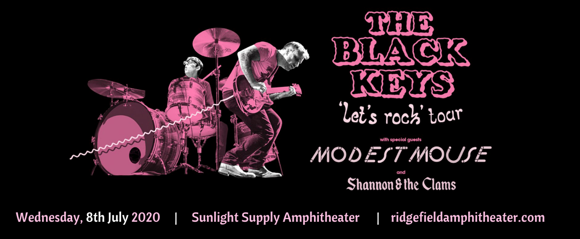 The Black Keys [CANCELLED] at Sunlight Supply Amphitheater