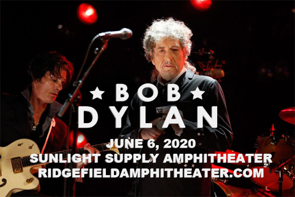 Bob Dylan, Nathaniel Rateliff and The Night Sweats & The Hot Club of Cowtown [CANCELLED] at Sunlight Supply Amphitheater