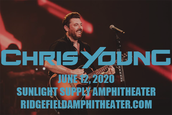 Chris Young, Scotty McCreery & Payton Smith [CANCELLED] at Sunlight Supply Amphitheater