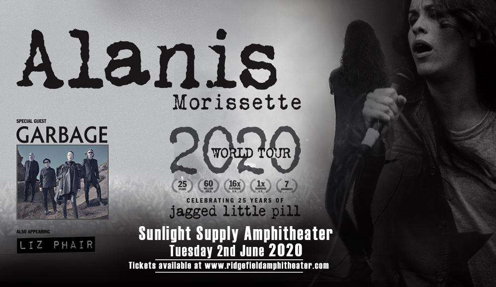 Alanis Morissette at Sunlight Supply Amphitheater