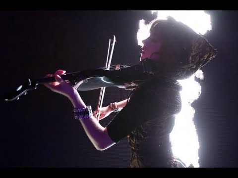 Lindsey Stirling & Evanescence at Sunlight Supply Amphitheater