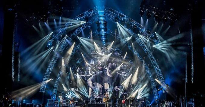 Dave Matthews Band at Sunlight Supply Amphitheater