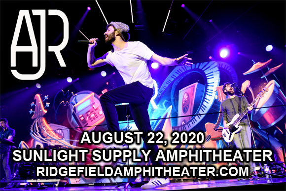 AJR, Quinn XCII & Hobo Johnson and The Lovemakers [CANCELLED] at Sunlight Supply Amphitheater