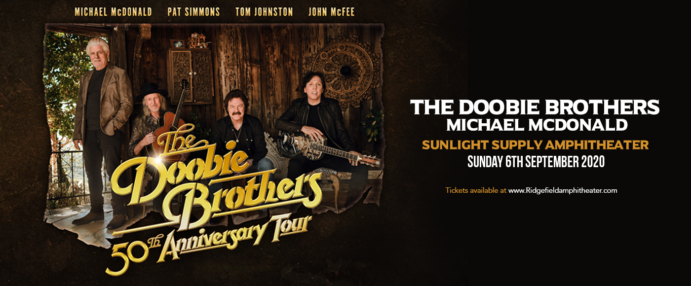The Doobie Brothers & Michael McDonald at Sunlight Supply Amphitheater